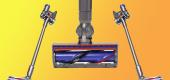 Dyson vacuum. (Yahoo Lifestyle)