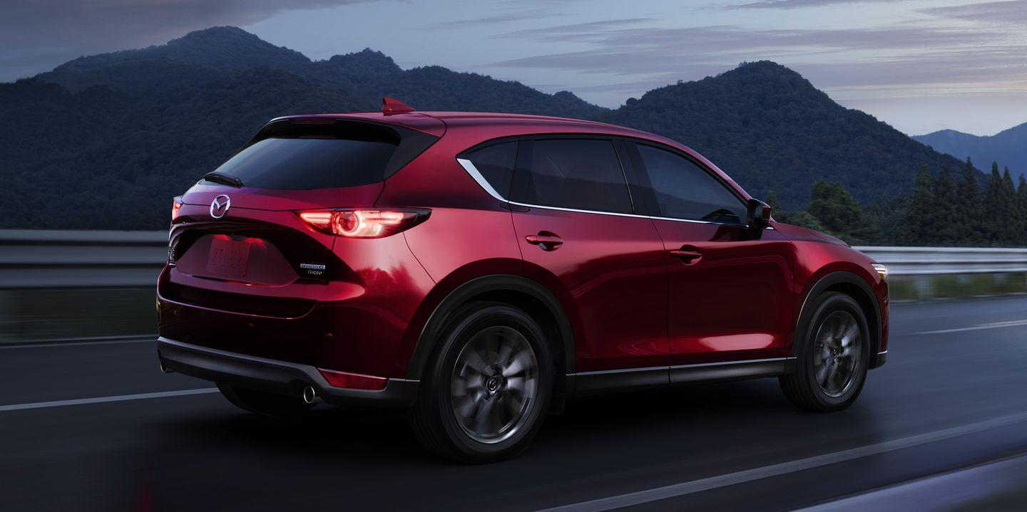 2021 mazda cx-5 sees modest price increase, updated