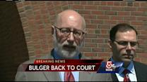 Whitey Bulger attends pretrial hearing before new judge