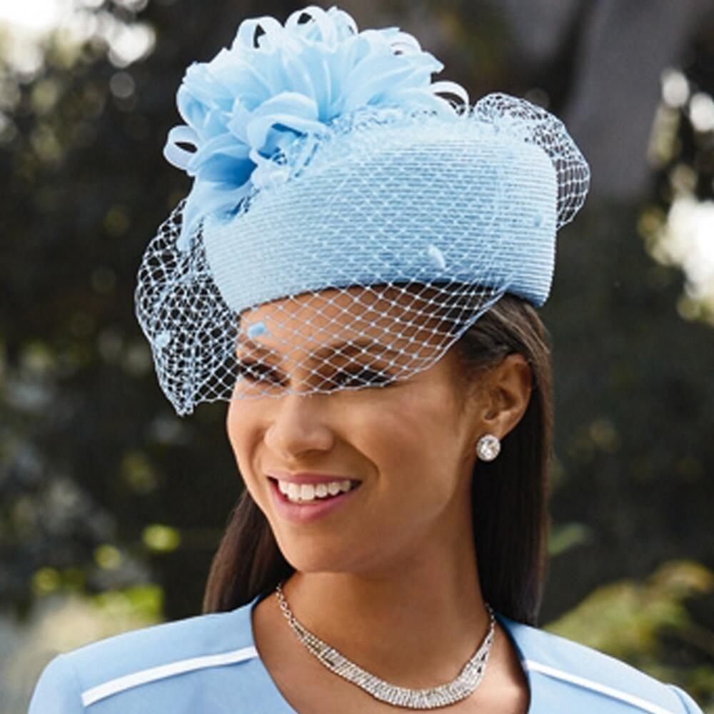 "<p><b>Buy it: $79.99, <a href=""https://www.especiallyyours.com/product/flattering-lines-church-hat-by-ey-signature.do?sortby=bestSellersAscend&page=2&from=fn"" rel=""nofollow noopener"" target=""_blank"" data-ylk=""slk:especiallyyours.com"" class=""link rapid-noclick-resp"">especiallyyours.com</a></b></p> <p>This pillbox hat with a net veil is the epitome of elegance.</p>"