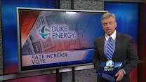 Duke rate hike approved; prices going up