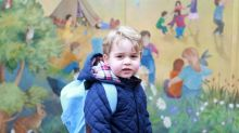Have the Duke and Duchess of Cambridge had a change of heart about Prince George's school?