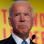 Joe Biden says he would not legalise cannabis over fears it could be gateway drug