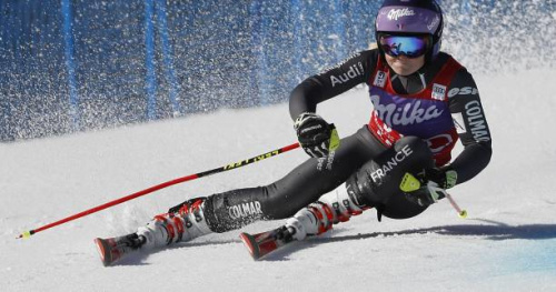 Ski alpin - CM (F) - Aspen : Tessa Worley en embuscade pour le globe