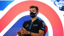 Russell happy for old rivals Norris and Albon to succeed