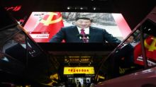 Business leaders bow to Xi as Communist Party pushes in