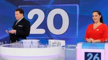 Silvio Santos castiga a filha Silvia Abravanel por chegar atrasada ao SBT