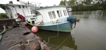 Hurricane Zeta makes landfall in Louisiana