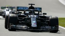 Lewis Hamilton on pole for British Grand Prix