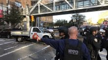 NYPD on scene after shooting, vehicular attack reported in Manhattan