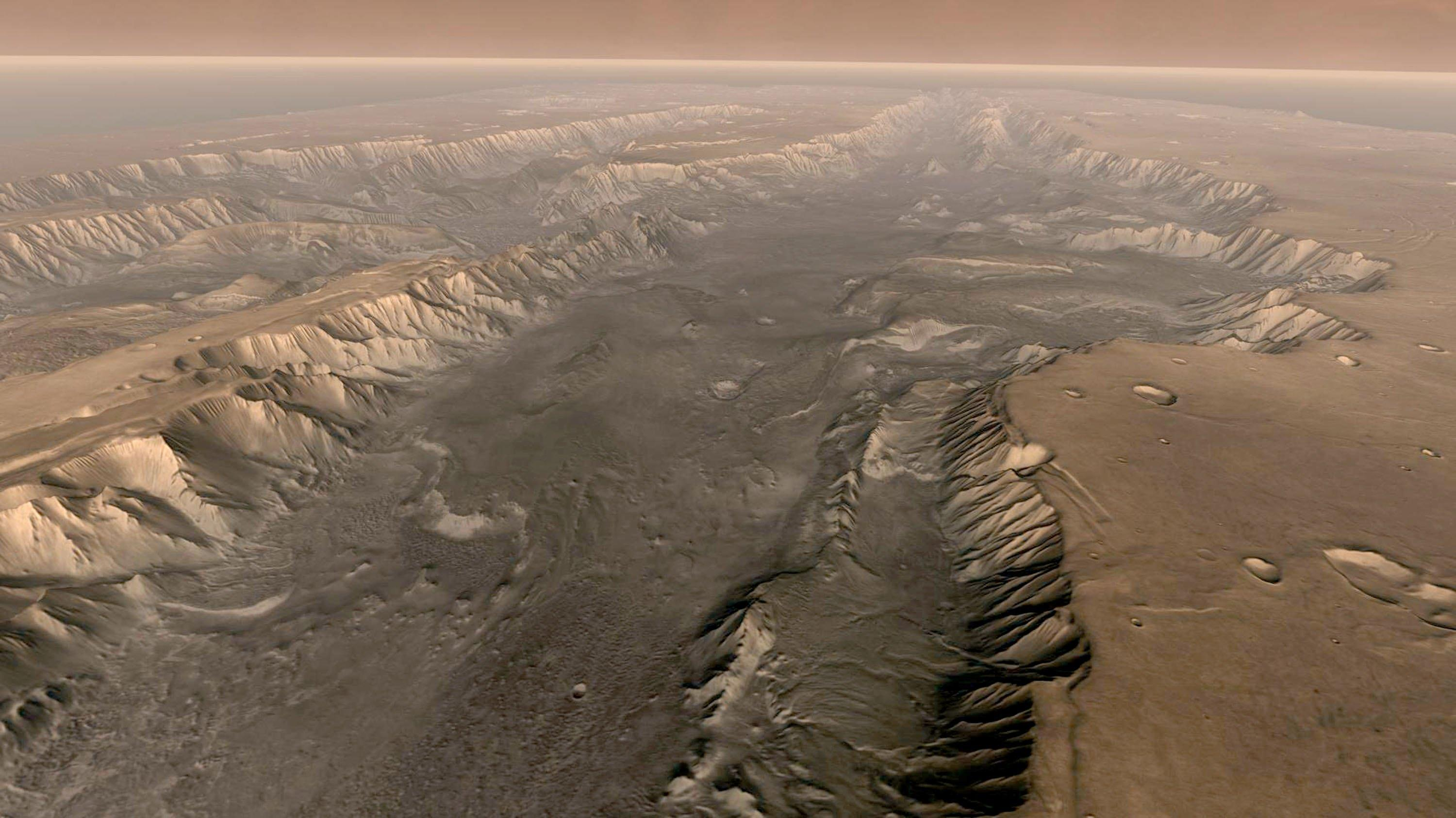 mars surface area - HD 3000×1687