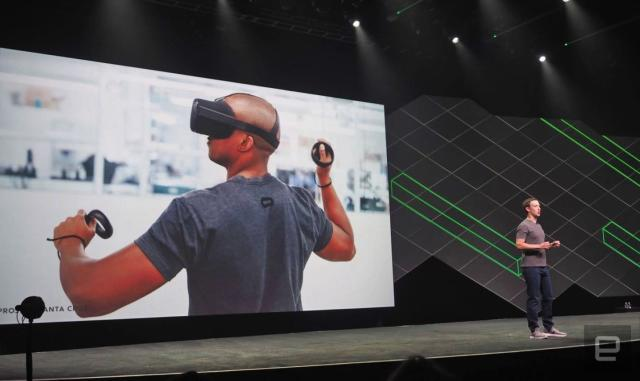 Watch the Oculus Connect 5 keynote at 1PM ET