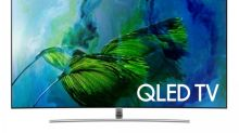 Samsung QLED: A TV screen that is jaw-droppingly good