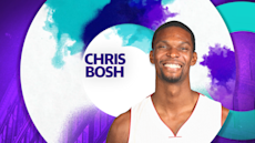 Yahoo Finance Presents: NBA Champion Chris Bosh