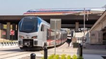 Fort Worth's TEXRail line and DART's Silver Line will connect at DFW Airport