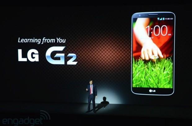 LG G2 will launch on all four major US carriers