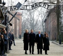 After Auschwitz visit, Pence accuses Iran of Nazi-like anti-Semitism