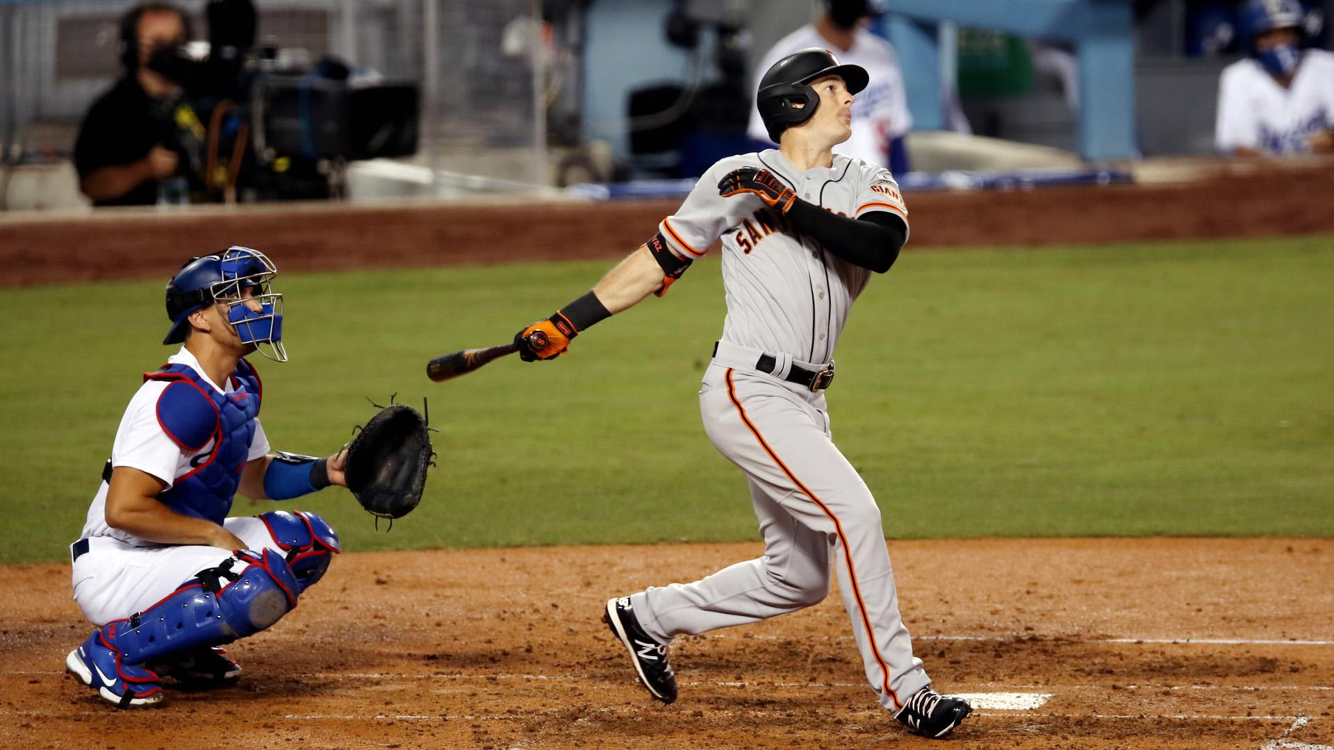 How Giants' Mike Yastrzemski has turned into star year after close ...