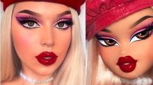 The Bratz challenge has gone viral and you need to see these makeup looks