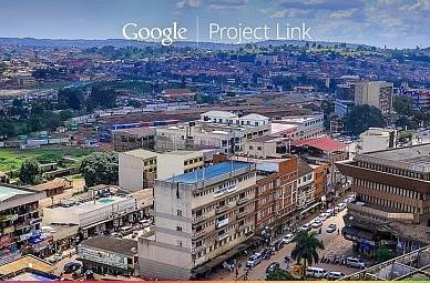 Google's Project Link fiber backbones increase internet speed in Uganda (video)