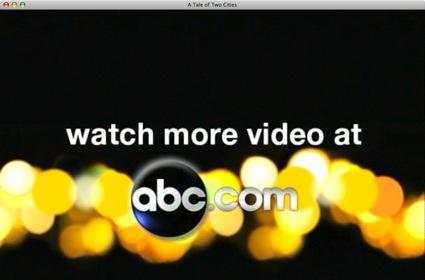 ABC pushing broadcast, their own site, vs. iTS purchases