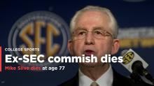 Former SEC commissioner Mike Slive dies