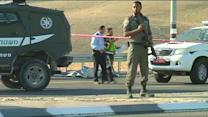 Palestinian dies in ramming attack