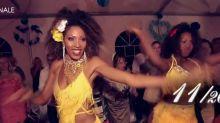 Quatre mariages pour une lune de miel : des danseuses de samba dérangent les mariées juges