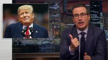 John Oliver skewers Donald Trump for his response to Charlottesville