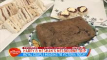 Harry and Meghan's Melbourne trip