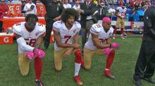 NYPD officers stand up for unsigned Colin Kaepernick amid new wave of NFL protests