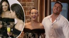 Ines' fashion faux pas at MAFS dinner party