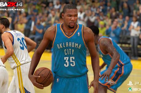 NBA 2K14 Xbox One review: Swear fealty to the prince