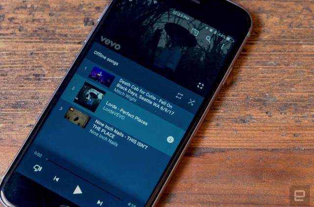YouTube Music adds song and album downloads almost two years later