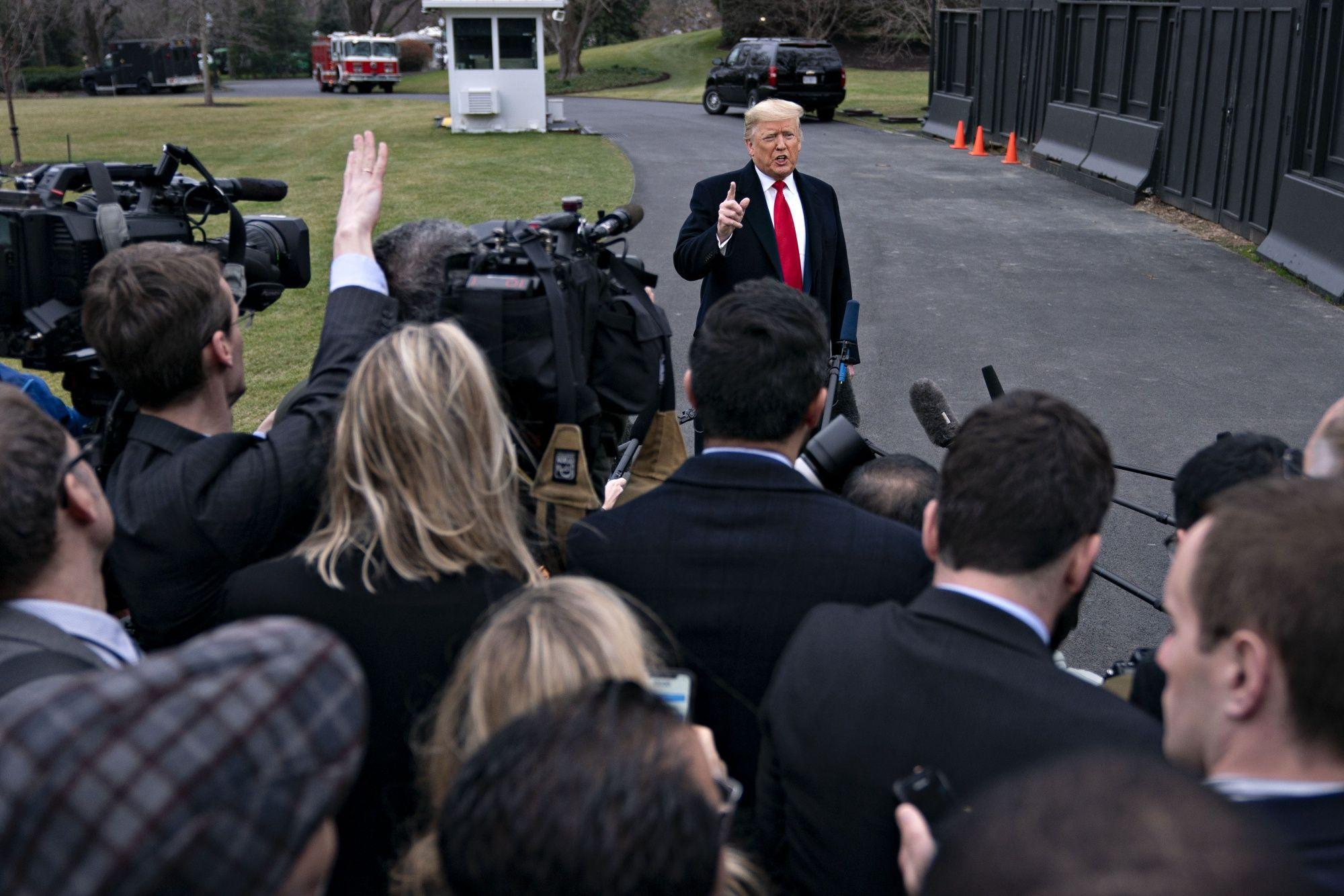 Trump's Cut to Chinese Media Points to Wider U.S. Strategy Shift