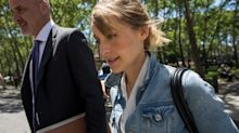Allison Mack gets extra time to run errands as she awaits trial for role in alleged sex cult