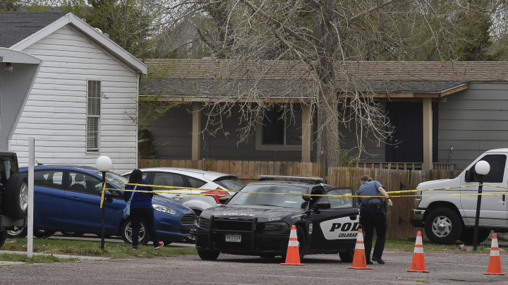Gunman kills 6 at Colorado birthday party: Police