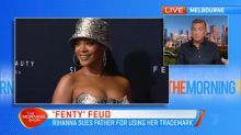 Rihanna suing her own father