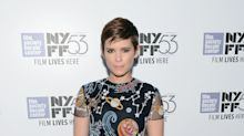 """Kate Mara Wore a Dress Covered in Constellations & Planets to""""The Martian"""" Premiere"""