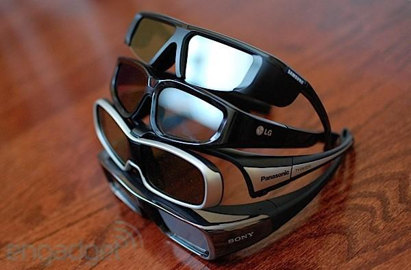 Panasonic, Sony, Samsung and XpanD finally team up for an active 3D glasses standard