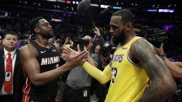 King of NY? LeBron hints at considering Knicks