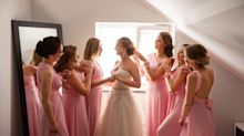 Being a bridesmaid or best man is more of a financial burden than an honor: survey