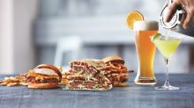 Applebee's® Delights Guests with Handcrafted Burgers for Only $7.99