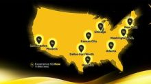 Sprint Lights Up True Mobile 5G in Los Angeles, New York City, Phoenix and Washington, D.C.