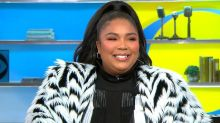 "Lizzo on Lakers outfit critics: ""I stay in my own positive bubble"""
