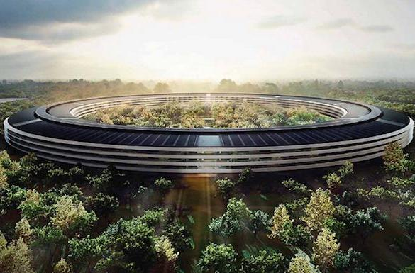 Amazing Apple Campus 2 aerial tour courtesy of AppleInsider
