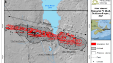 Anaconda Mining Commences 20,000 metre Drill Program and Geophysical Survey at the Goldboro Gold Project
