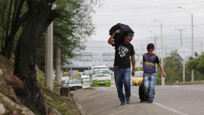 IMF警告 委內瑞拉陷入經濟崩潰