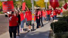 Arizona is next stop for movement seeking better teacher pay
