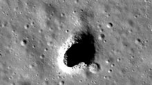 Colonizing the Moon: Scientists Discover Lava Tubes That Could House an Underground City